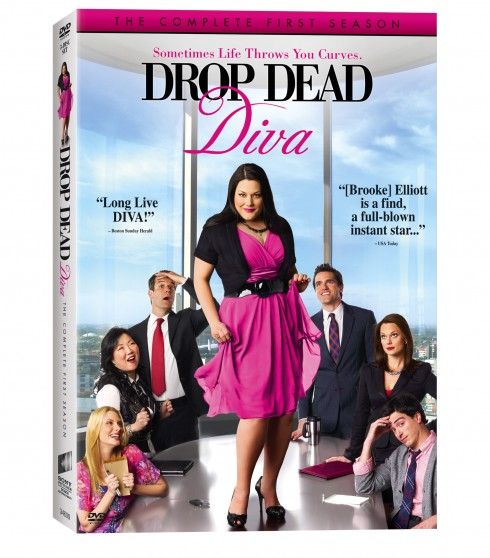 Drop dead diva arrives on dvd - Drop dead diva dvd ...