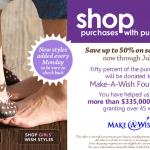 pediped®  footwear and Make-A-Wish Foundation Team Up Again