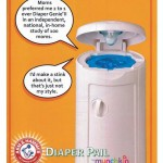 That Stinks! Munchkin Diaper Pail Contest