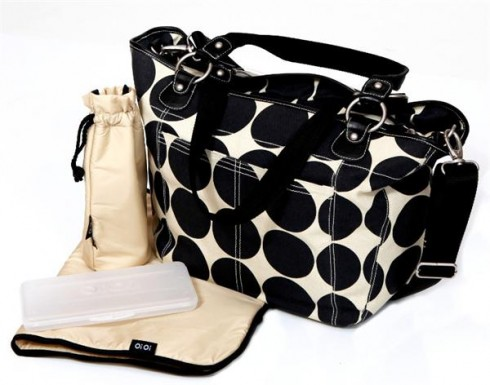 top five fashionable diaper bags. Black Bedroom Furniture Sets. Home Design Ideas