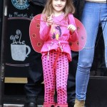 Suri Cruise spotted in her EMU Australia Little Creatures Boots!