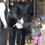 Suri Cruise in Her Favorite Eliane et Lena Coat!