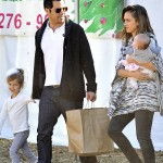 Jessica Alba's Baby Haven in Eliane et Lena!