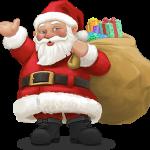 Here Come's Santa!