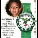 Ewatch Factory Introduces First Ever All Stainless Steel Kid's Watch!