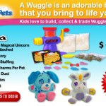 Wuggle Pets Are The Perfect Gift This Holiday Season