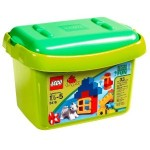 Lego Duplo First Set- Stocking Stuffer Idea for Baby
