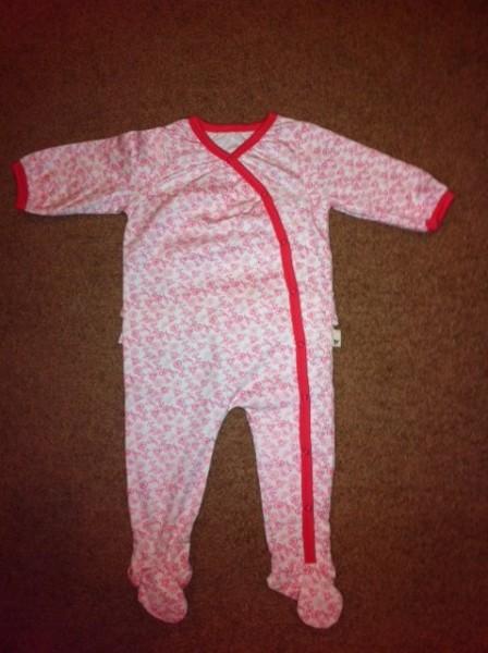 Burt Bees Baby Clothing