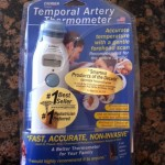Temporal Artery Thermometer