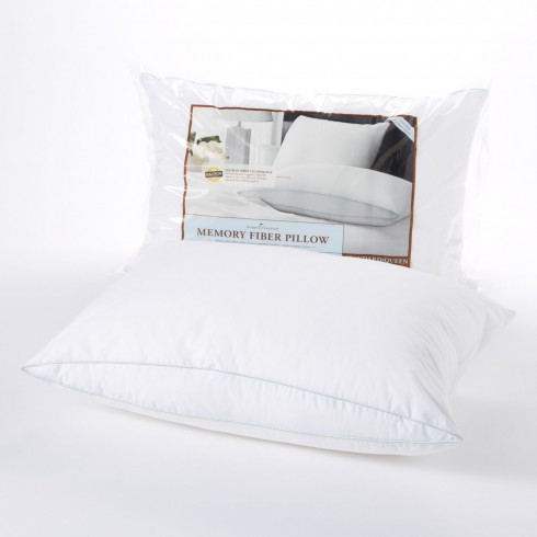 Home Classics Memory Fiber Standard Pillow