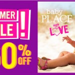 Up to 60% Off at The Children's Place!