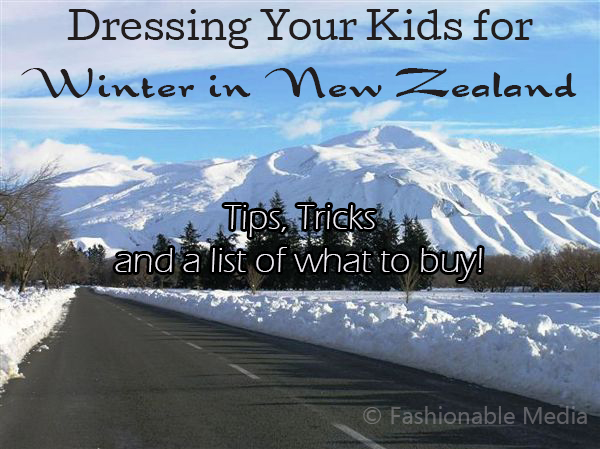dressing in new zealand