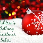 Children's Clothing Christmas Sales!
