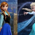 Frozen Inspired Fashion for Girls