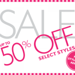 Destination Maternity 50% off Sale!