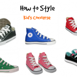 Five Ways to Style Kid's Converse