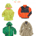 2014 Spring Jackets for Children