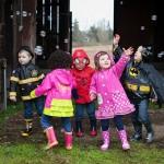 Super Hero Rain Boots from Western Chief Kids