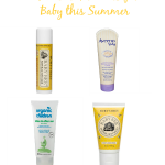 Skin Care Products for Baby this Summer