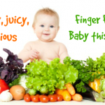 Finger Food Ideas for Baby this Summer