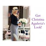 Get Christina Aguleria's Look!