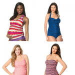 Four Fashionable Maternity Swimsuits for this Summer