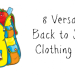 8 Versatile Back to School Clothing Items