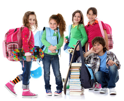 Top Five Back to School Fashion Trends