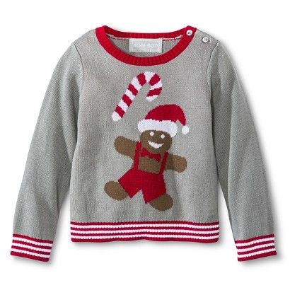 Gingerbread Man Jumper Knitting Pattern : Top Five Christmas Sweaters for Kids