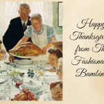Happy Thanksgiving from The Fashionable Bambino