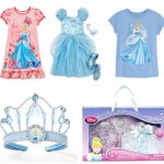 "We're enchanted by JCPenney's ""Cinderella"" Collection For Little Girl's"
