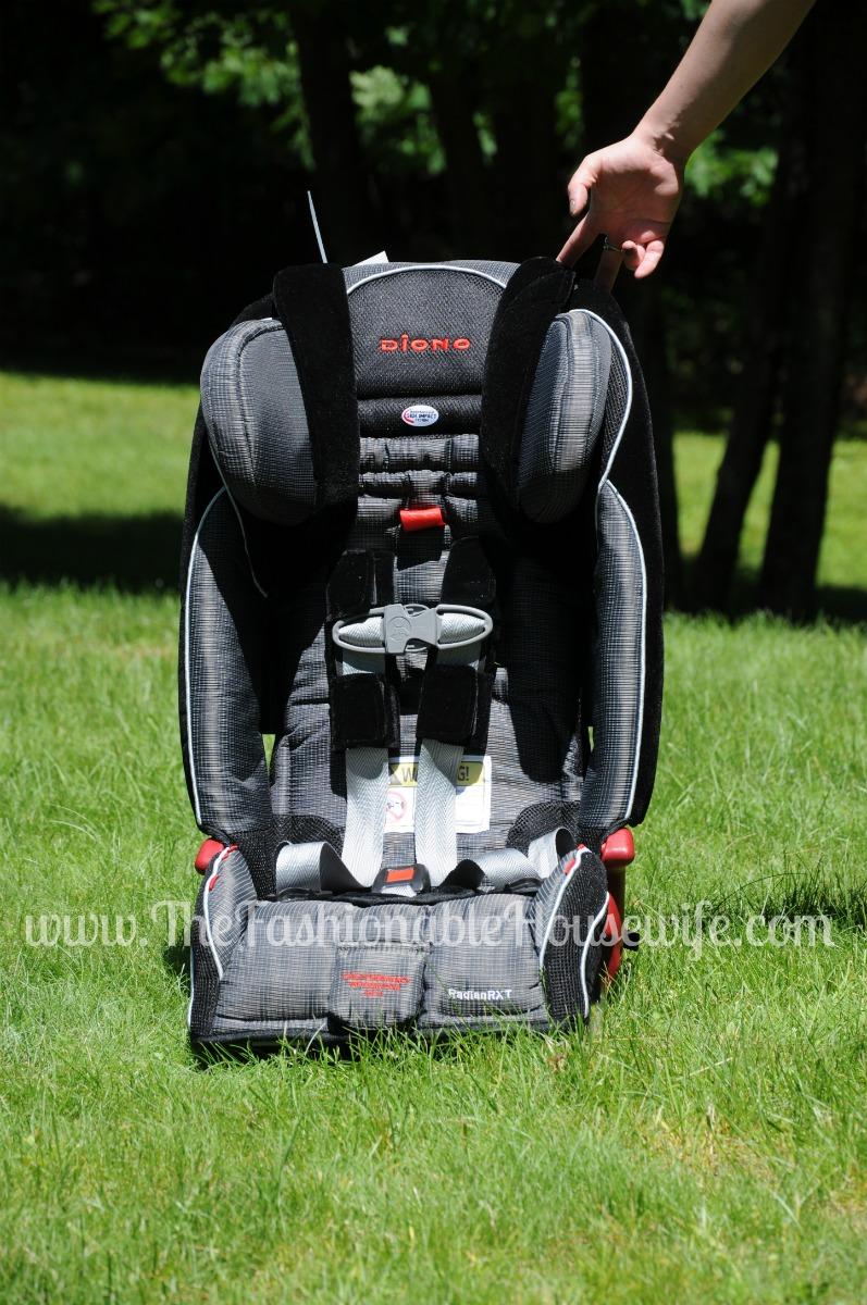 Child Car Seat Regulations Ontario