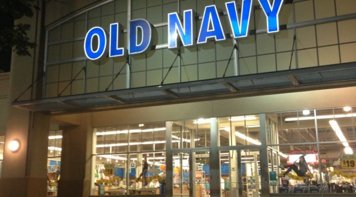 Old Navy New Savings