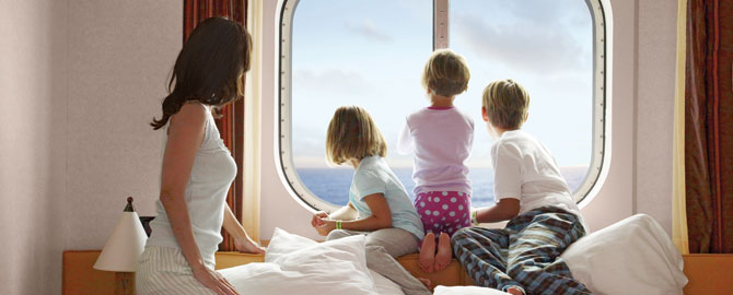 Family On Board: Sanity Savers for Cruising With Children
