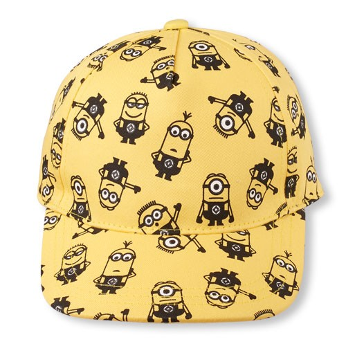 Minion Baseball Cap_Courtesy of The Children's Place