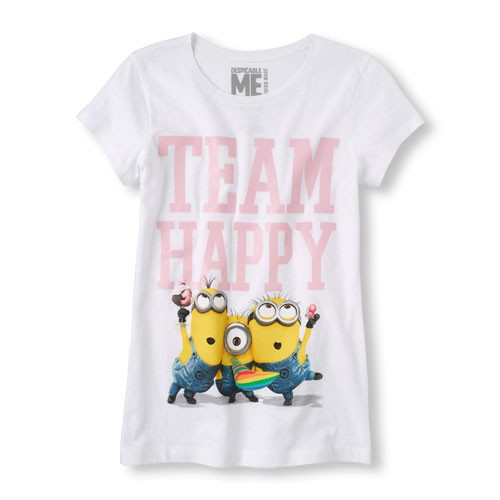 Minions Team Happy Graphic Tee_Courtesy of The Children's Place