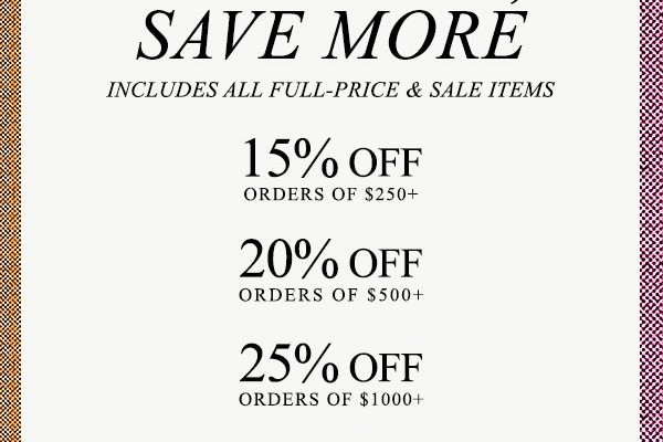 Get Ready To Save Big with SHOPBOP Sales Event!