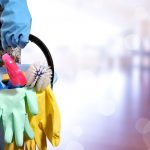 Health Hazards to Remember When Tackling Spring Cleaning