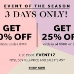 #FindYourSpring at Shopbop's Spring Sale Event