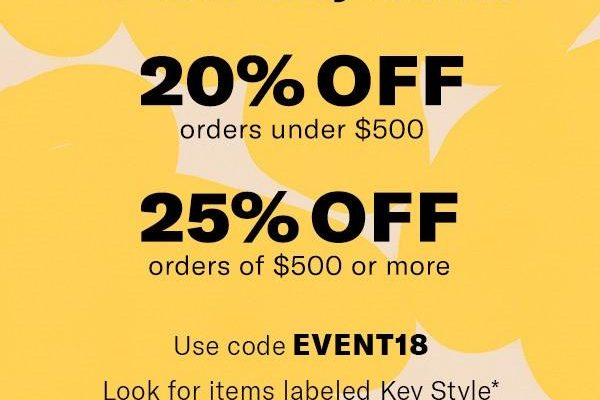 Shopbop's Big Sale Event of The Season Is Here!