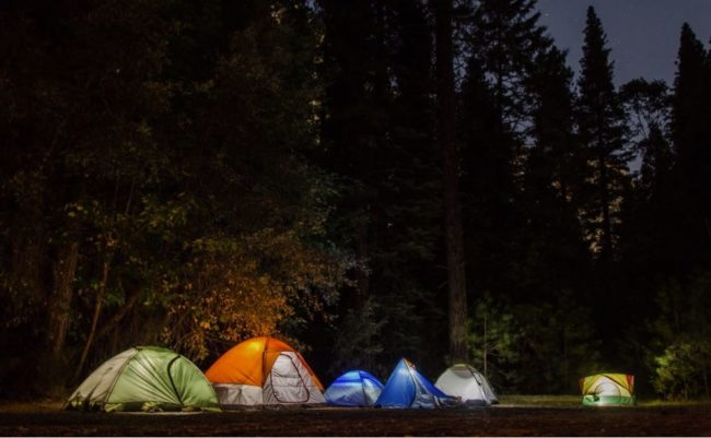 Camping with a Baby? How to Protect Your Infant's Health and Family's Fun