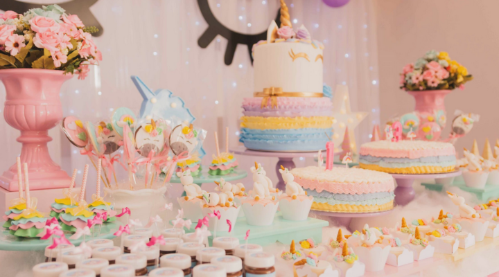 4 Ways To Make Your Child's Party Memorable
