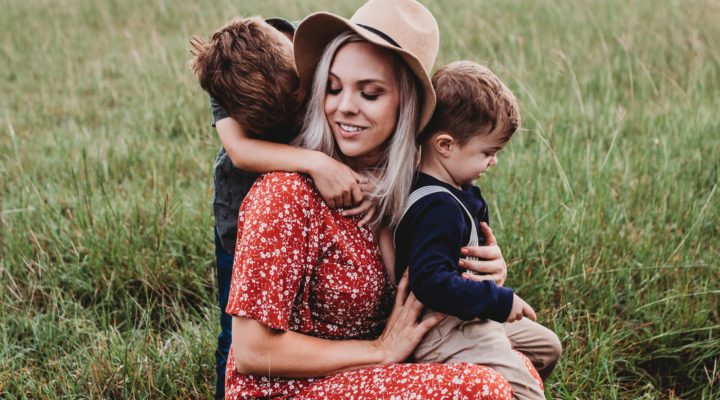 5 Ways for Busy Moms to Stick to a Diet