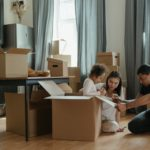 Time for a Change of Scenery? How to Help Your Children Handle the Move